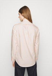 Polo Ralph Lauren - OXFORD - Shirt - orange/white - 2