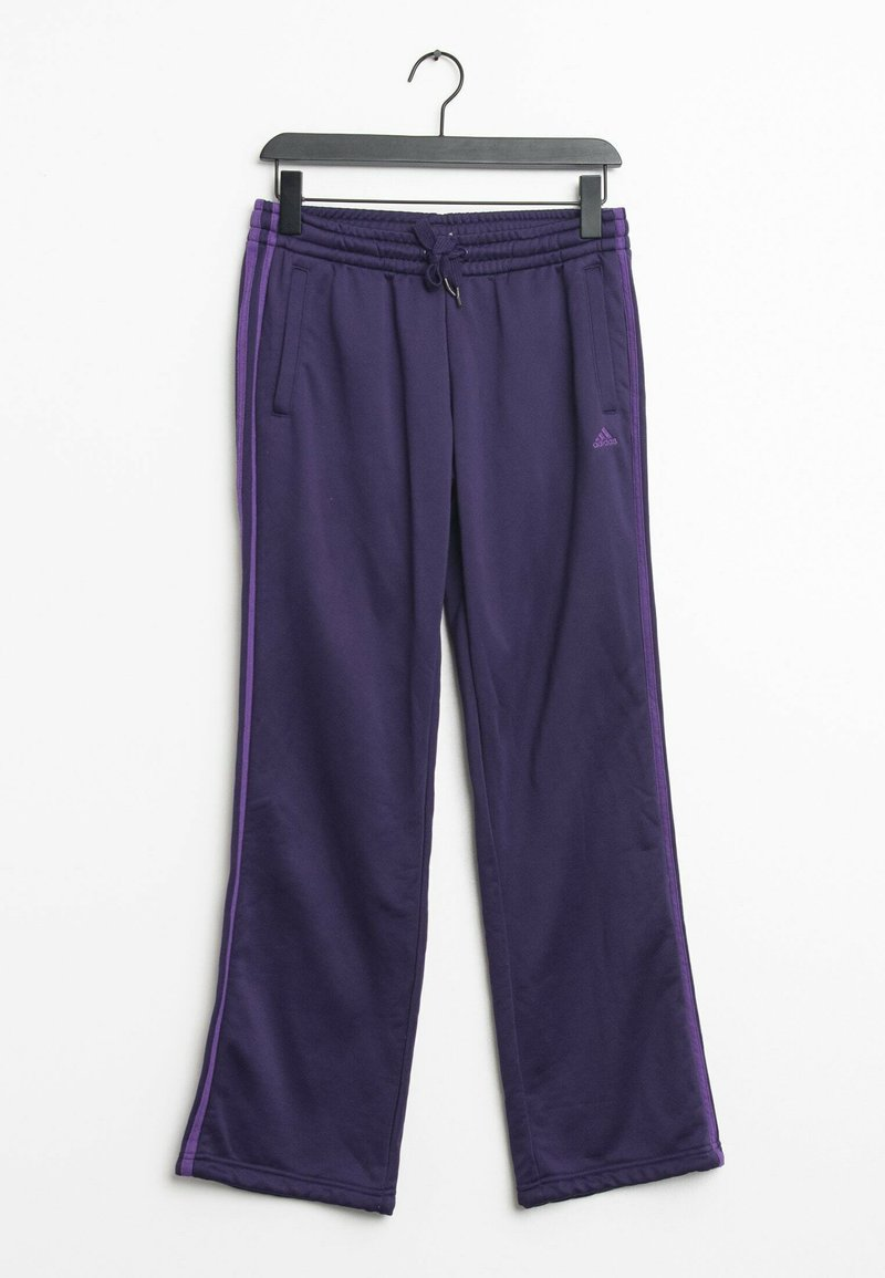 adidas Performance - Tracksuit bottoms - purple