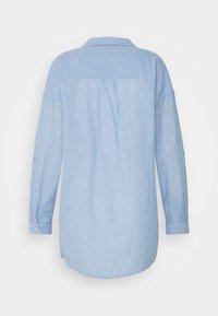 b.young - BYFIE STRIPE - Button-down blouse - marina mix - 1