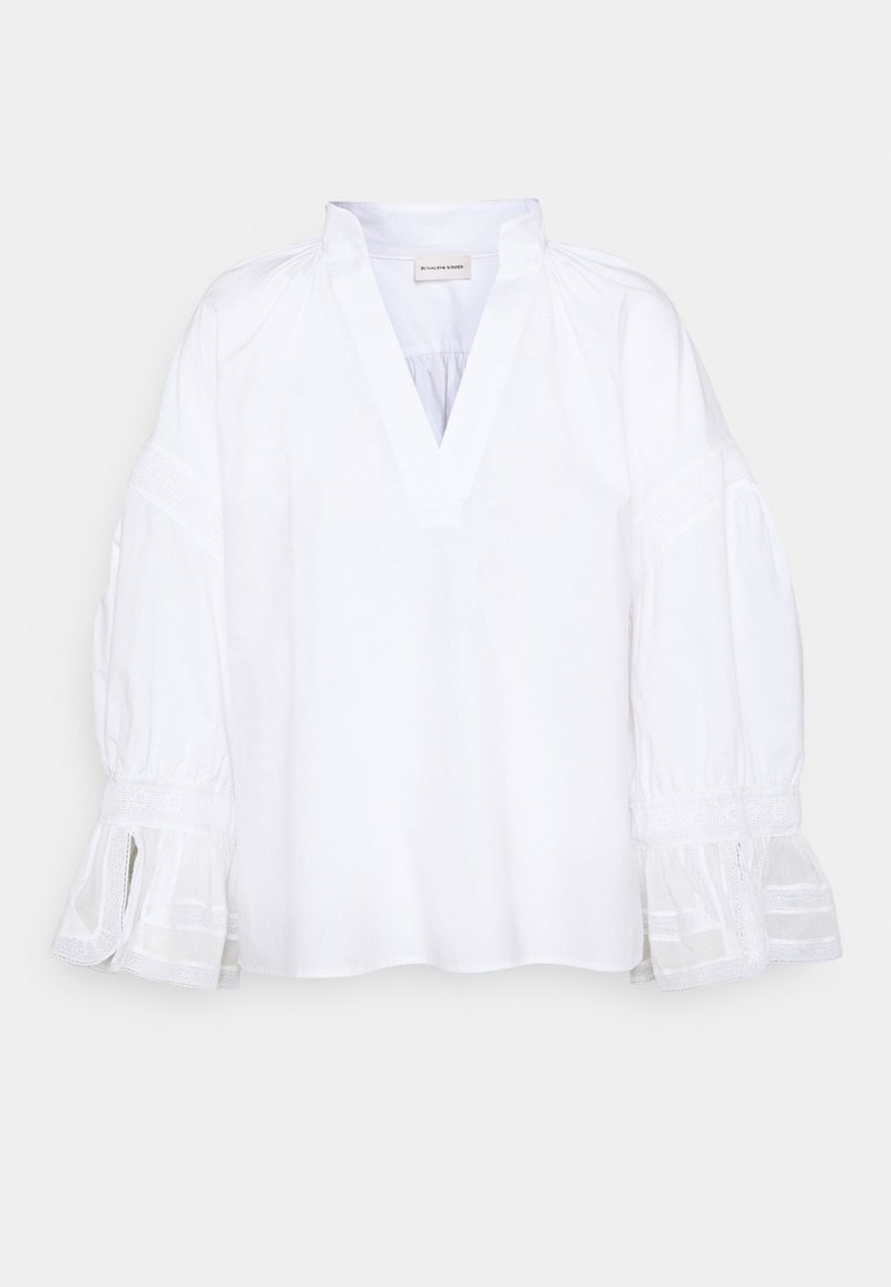 By Malene Birger - BRYONIA - Blouse - pure white