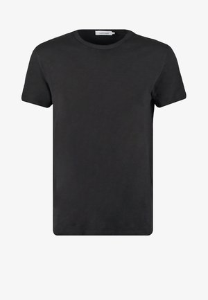 LASSEN  - Basic T-shirt - black