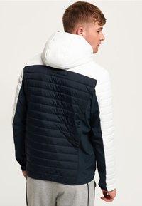 Superdry - Light jacket - white/black - 2