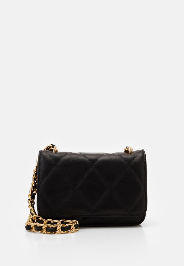 MALLIS BAG - Bandolera - black