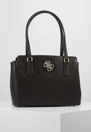 OPEN ROAD LUXURY SATCHEL - Handbag - black