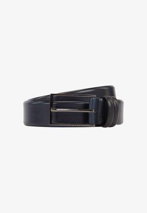 CARMELLO - Belt business - dark blue