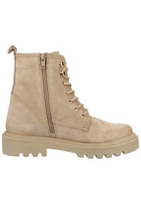 Sansibar Shoes - Veterboots - beige - 6