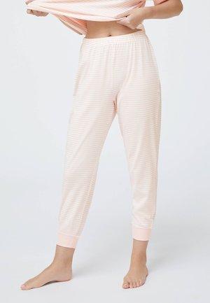 STRIPE  - Nattøj bukser - rose