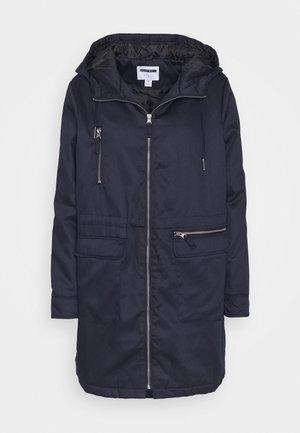 NMMISSI  LONG JACKET - Zimní kabát - night sky/black lining