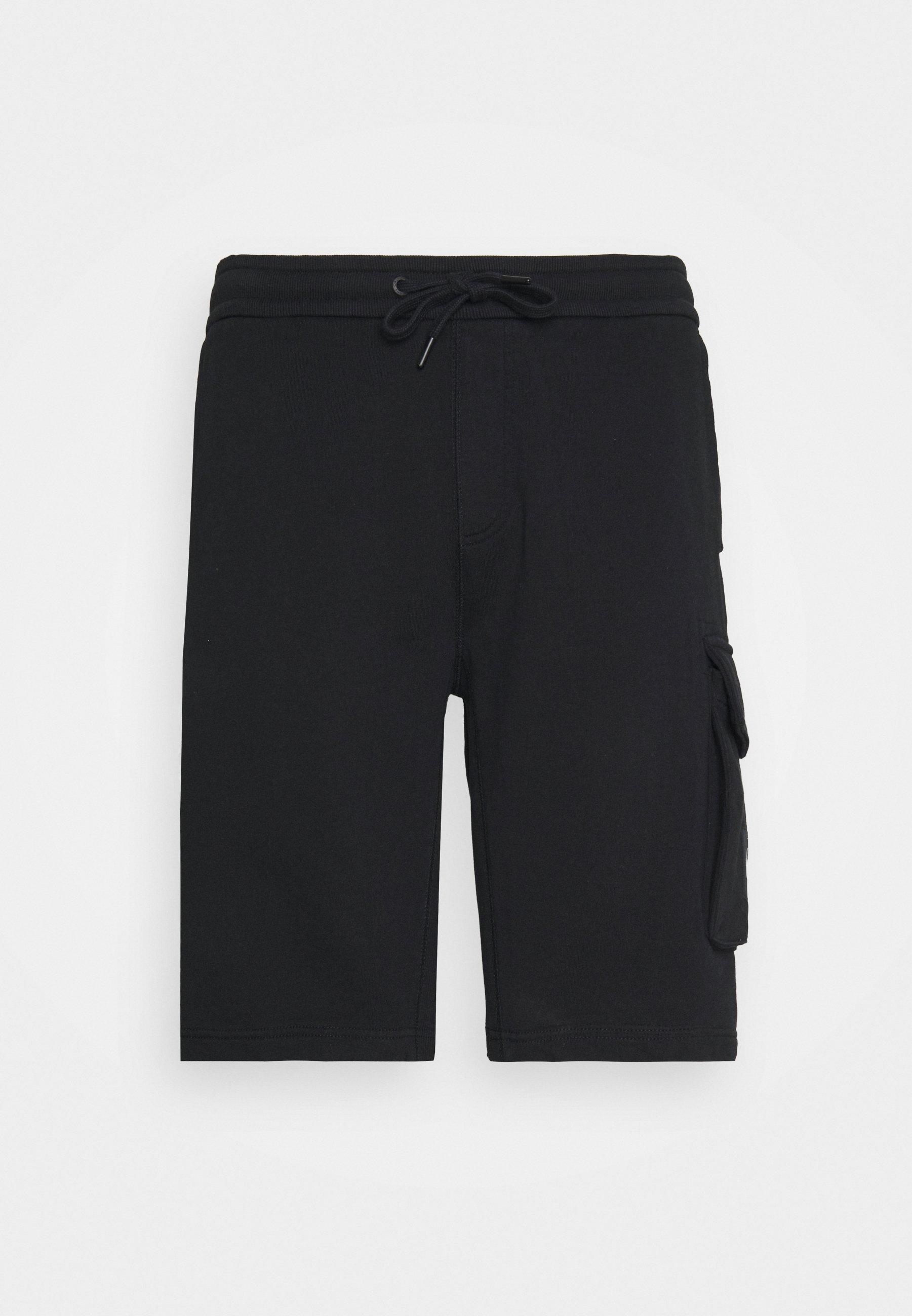 Men PLUS MONOGRAM BADGE - Shorts