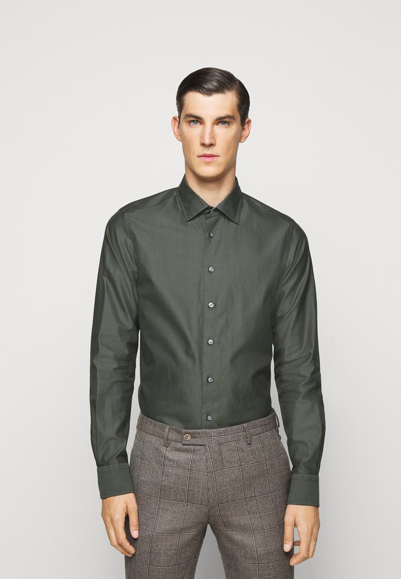 Sand Copenhagen - JACKY - Camisa elegante - khaki