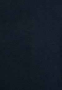 Zizzi - Print T-shirt - navy blazer - 2