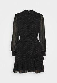Forever New - CALLIE SKATER MINI DRESS - Day dress - black - 4