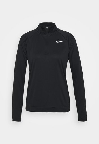 PACER - Treningsskjorter - black/reflective silver