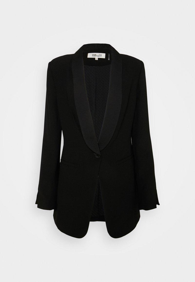 Diane von Furstenberg - CATHY JACKET - Blazer - black