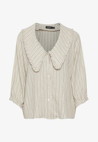 Soaked in Luxury - Button-down blouse - antique white - 4