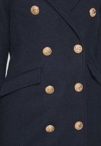 YAS - YASGOLDIAN COAT - Zimní kabát - sky captain - 6