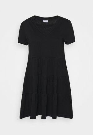 NMMARBLE LEE DRESS  - Day dress - black