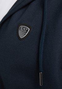 EA7 Emporio Armani - Mikina na zip - dark blue - 4