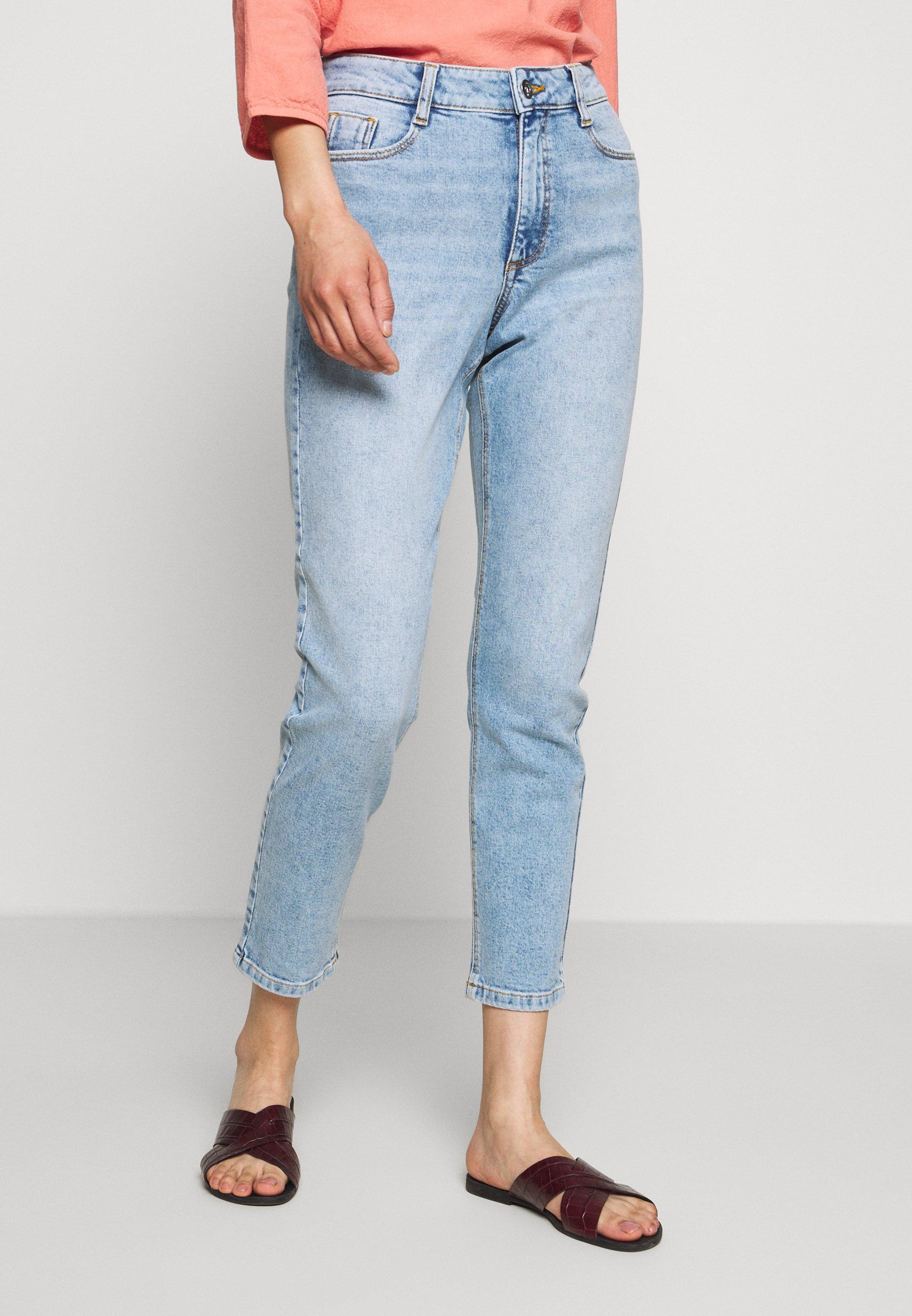 Dorothy Perkins MOM - Jean boyfriend - blue denim - Jeans Femme eq61x