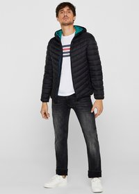 edc by Esprit - Light jacket - black - 1