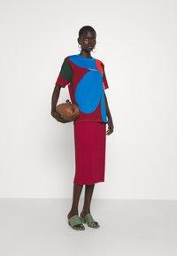 Marimekko - CREATED KARKELIT UNIKKO - Print T-shirt - multicolored - 1