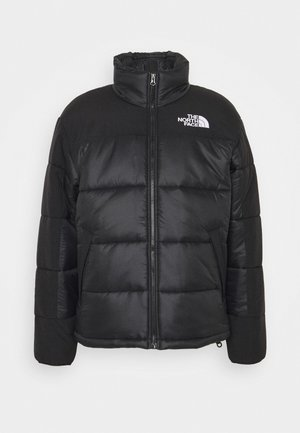 INSULATED JACKET - Vinterjacka - black