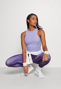 Cotton On Body - LIFESTYLE RACER TANK - Top - periwinkle - 1
