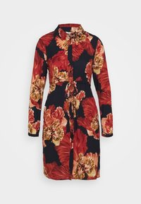 Object Petite - OBJBONITA DRESS - Robe chemise - sky captain - 4