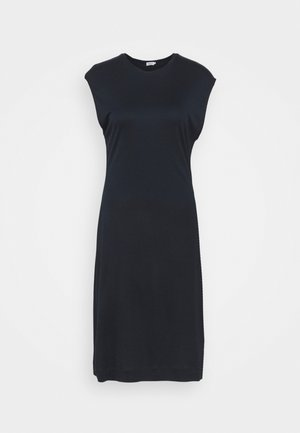 AURORA DRESS - Žerzejové šaty - navy