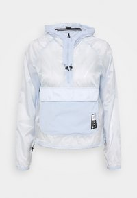 Under Armour - RUN ANYWHERE ANORAK - Giacca da corsa - isotope blue - 7