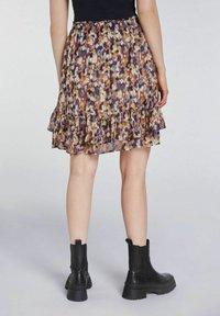 SET - A-line skirt - rose violett - 2