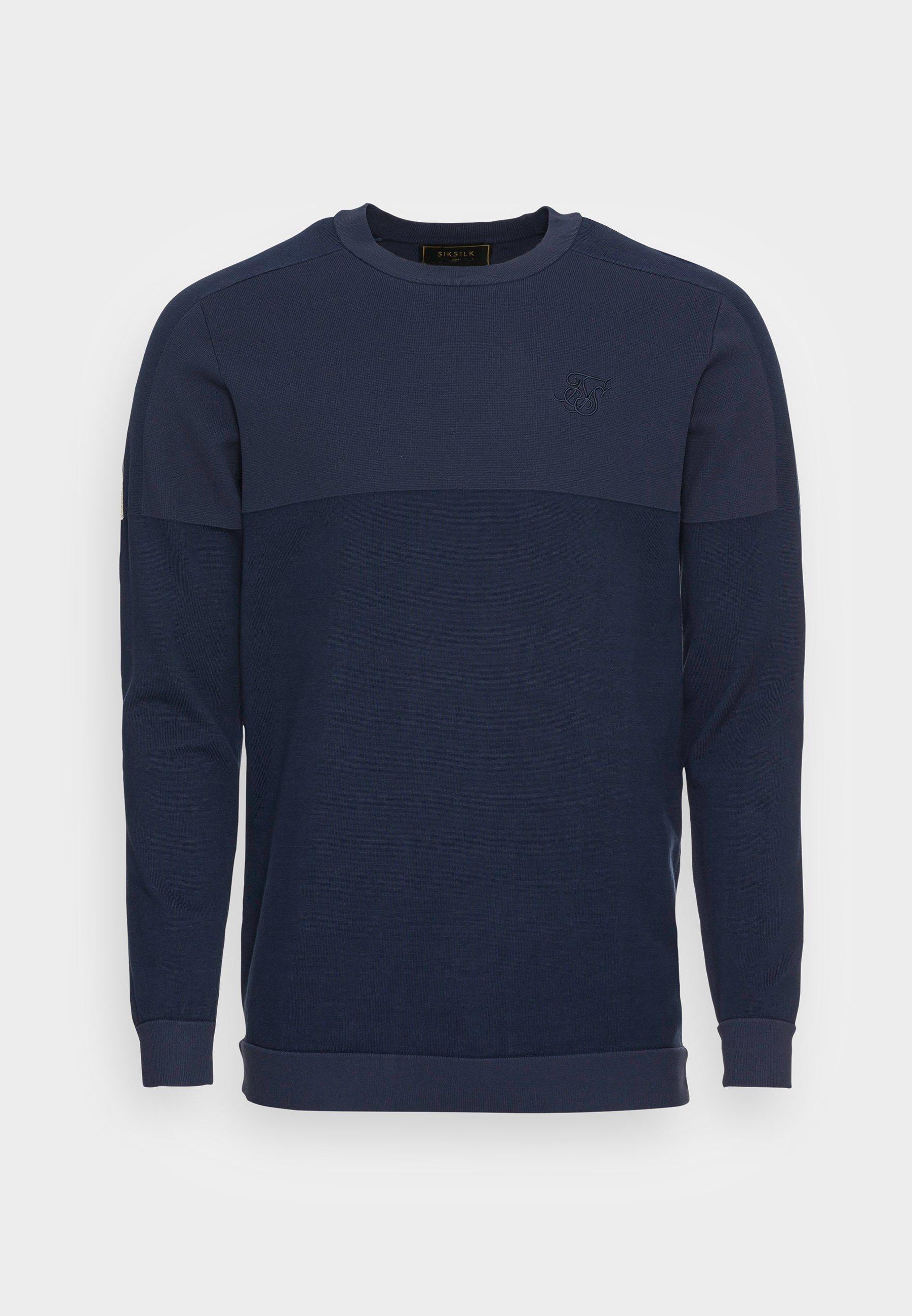 Men INFINITY CREW NECK - Sweatshirt
