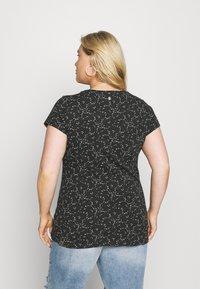 Ragwear Plus - T-shirt print - dark grey - 2