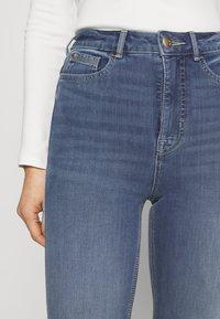 Marks & Spencer London - Straight leg jeans - light-blue denim - 3