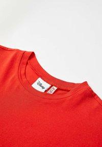 DeFacto - Print T-shirt - red - 2