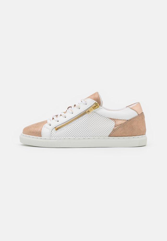CARTEVA - Sneakers laag - poudre blanc
