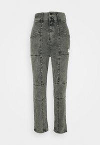 10DAYS - HIGH WAIST  - Relaxed fit jeans - grey - 6
