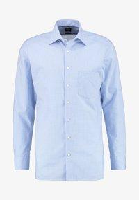 OLYMP - OLYMP LUXOR - Camicia elegante - bleu - 5