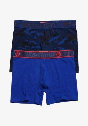 2PACK - Shorty - dark blue