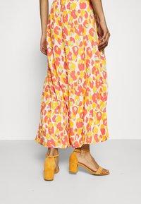 Fabienne Chapot - ARCHANA SLEEVE CATO DRESS - Maxi dress - pink - 4