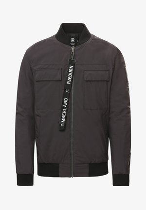 RAEBURN REVERSIBLE - Giubbotto Bomber - phantom brown