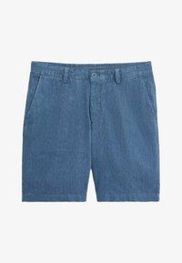 Massimo Dutti - Shorts - blue - 0