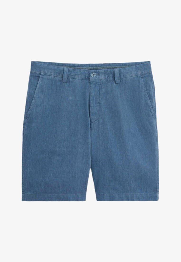Massimo Dutti - Shorts - blue