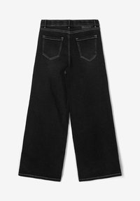 LMTD - Straight leg jeans - black denim - 1