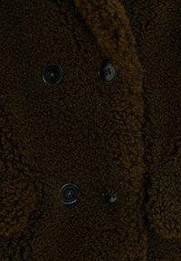 Mango - AUREN - Abrigo de invierno - vert foncé - 3