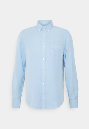 MANZA SLIM - Shirt - light blue
