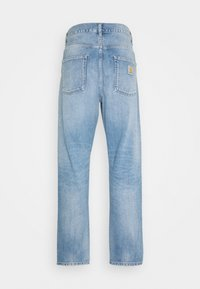 Carhartt WIP - NEWEL PANT MAITLAND - Relaxed fit jeans - blue light used wash - 1