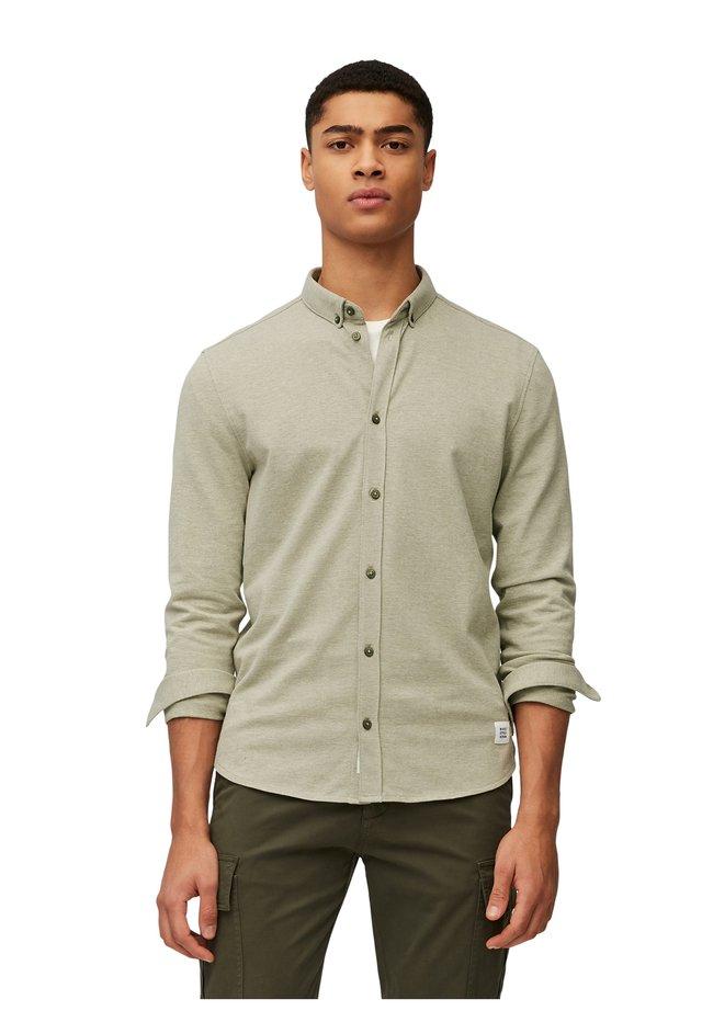 Shirt - slate green