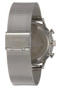 Timex - WATERBURY CLASSIC CHRONOGRAPH - Hodinky se stopkami - silver-coloured/black - 2