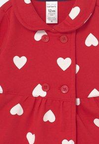 Carter's - SET - T-shirt basic - red - 2